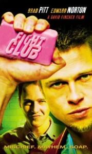 Cartel de El club de la lucha