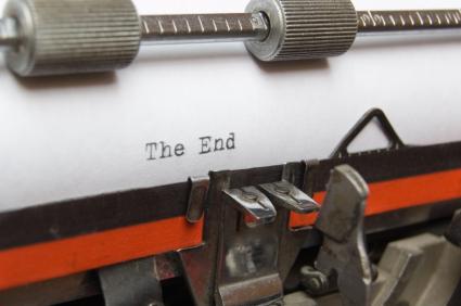 El fin de la novela