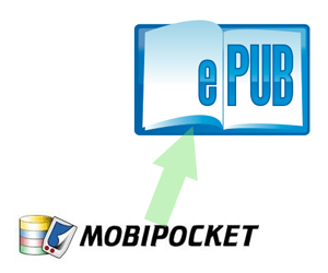 De Mobipocket a ePub